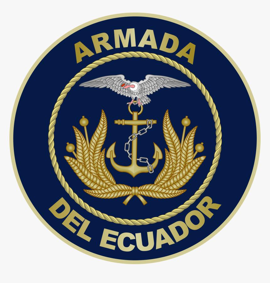 Ecuadorian Navy Seal - Fuerza Naval Del Ecuador, HD Png Download, Free Download