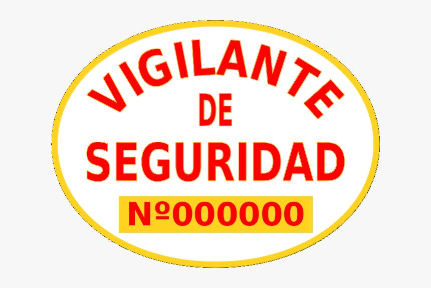 Resultado de imagen de placa de seguridad privada