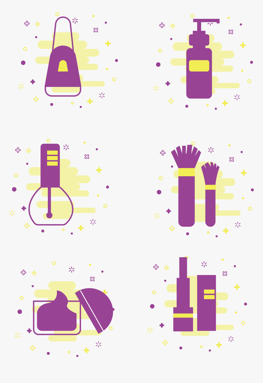 Mbe Style Lifestyle Products Commercial Icon Elements, HD Png Download, Free Download