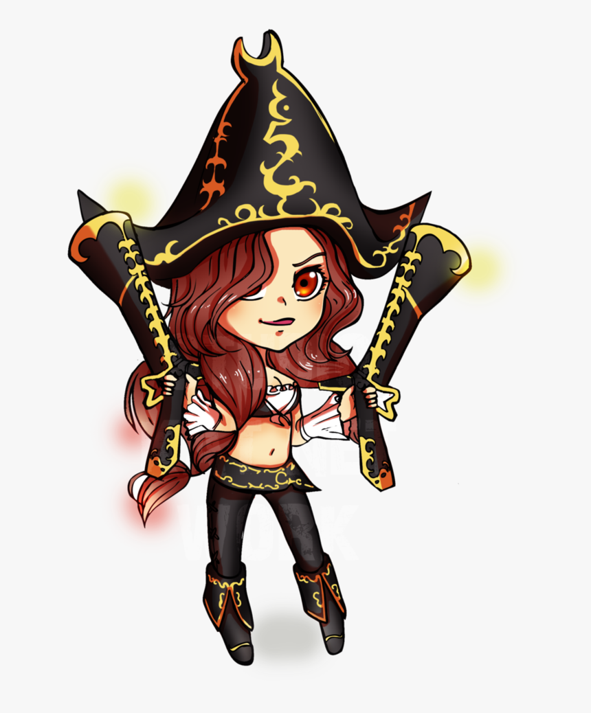 Miss Fortune Png, Transparent Png, Free Download