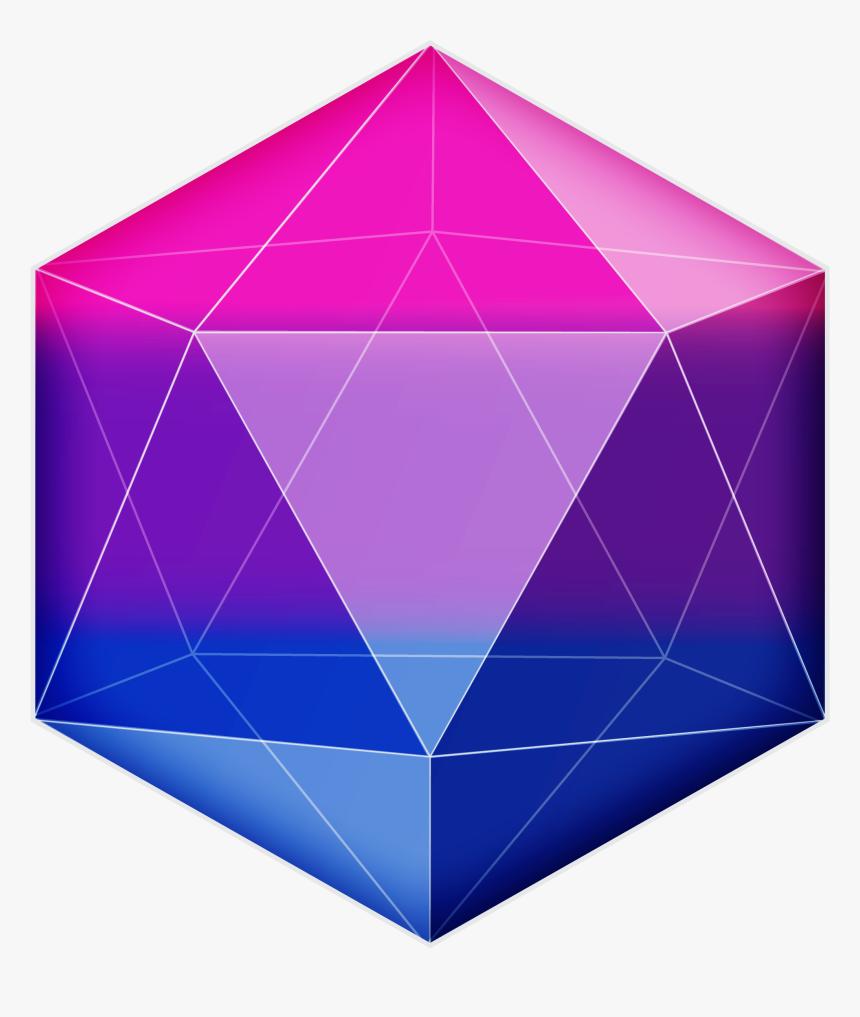 Transparent Bisexual Flag Png, Png Download, Free Download