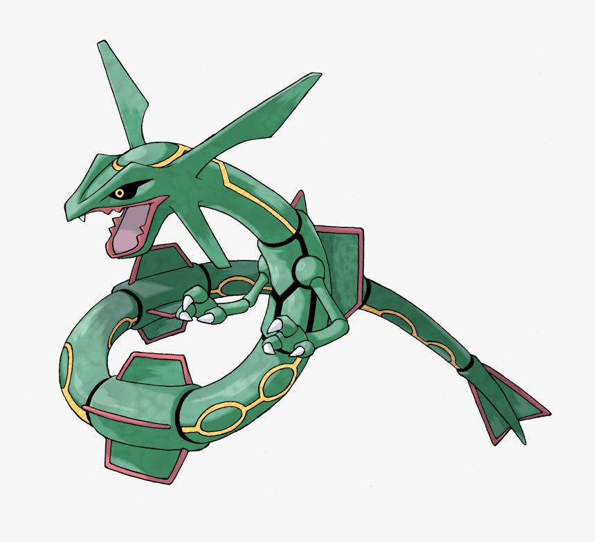 Rayquaza, HD Png Download, Free Download