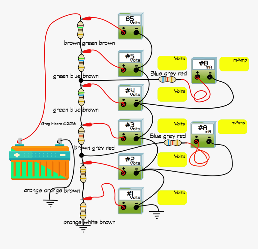 Video Added For Voltage Divider Tutorial, HD Png Download, Free Download