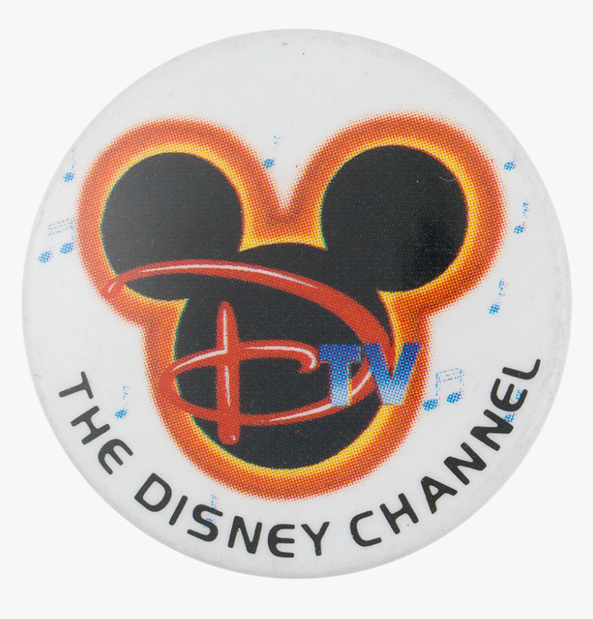 The Disney Channel Advertising Button Museum, HD Png Download, Free Download
