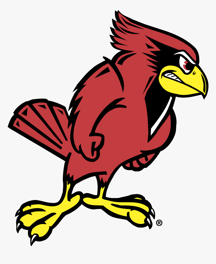 Red Bird Png, Transparent Png, Free Download