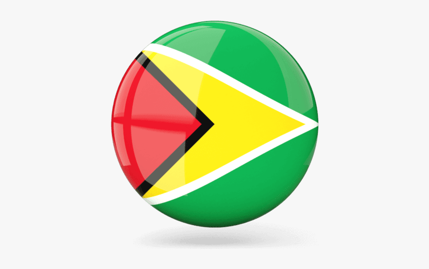 Guyana Flag Png, Transparent Png, Free Download