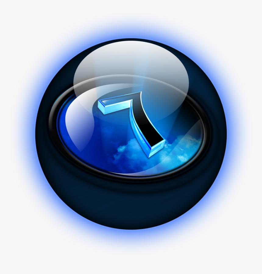 Windows Start Orb Png - Live Wallpaper