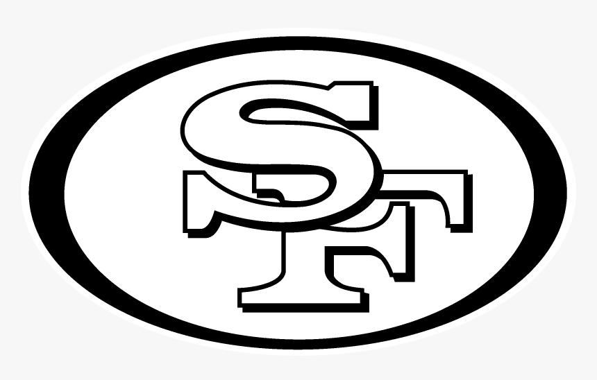 49ers Logo Png Logos And Uniforms Of The San Francisco 49ers Transparent Png Kindpng