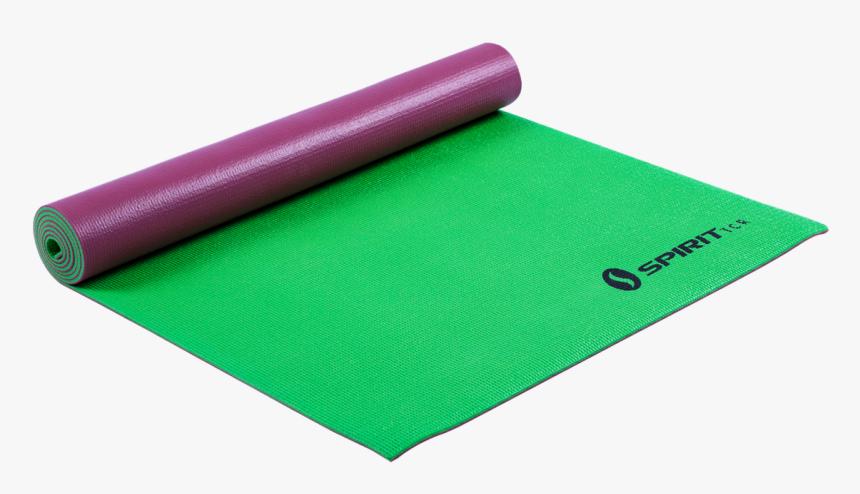 Yoga Mat 24 X 69 X 5mm Maroon Leaf Yoga Mats S Png Transparent Png Kindpng
