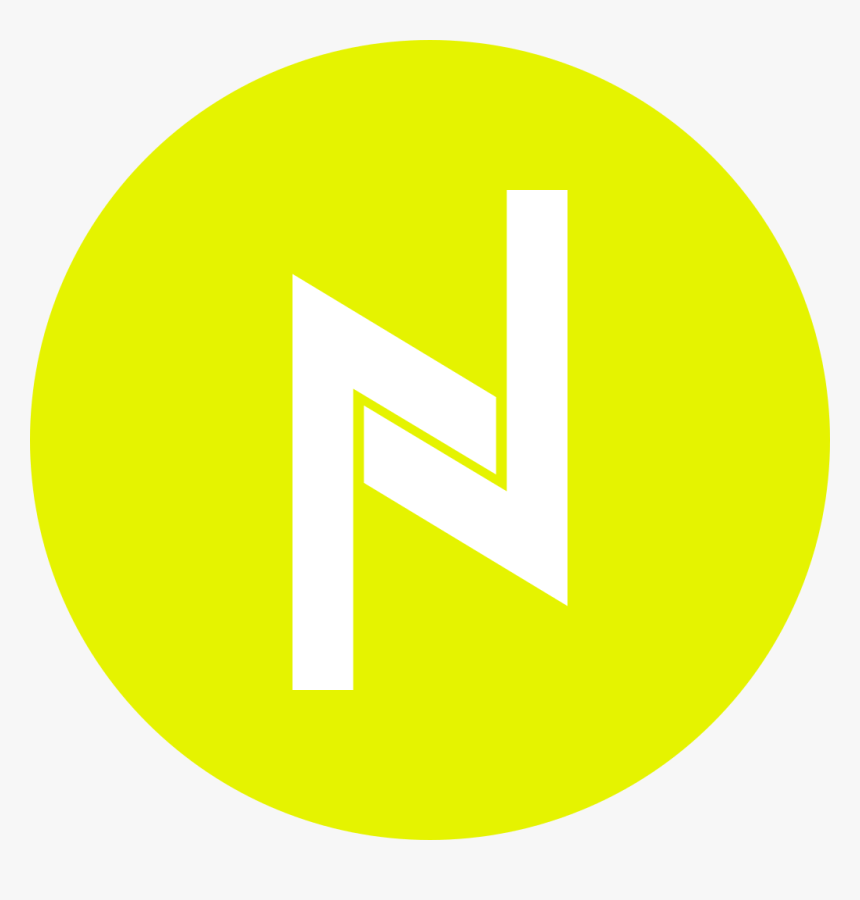 Neoscoin Neos Icon - Snapchat Logo Circle Png, Transparent Png, Free Download