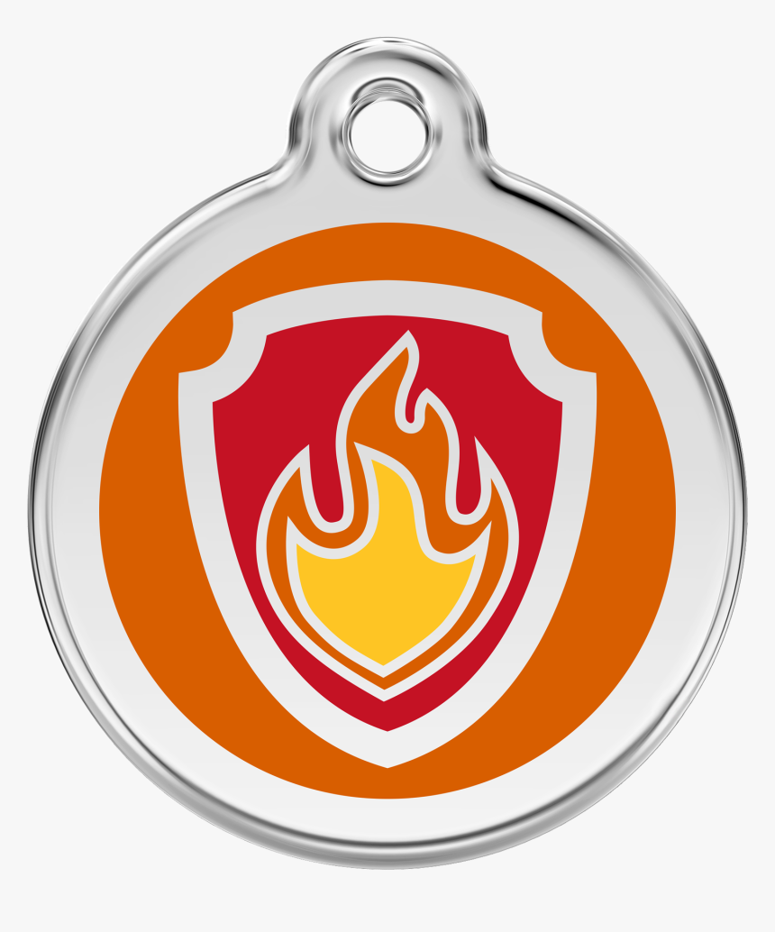 Paw Patrol Marshall Collar, HD Png Download - kindpng