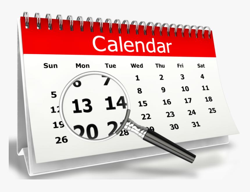 August 2017 Calendar Clipart, HD Png Download - kindpng