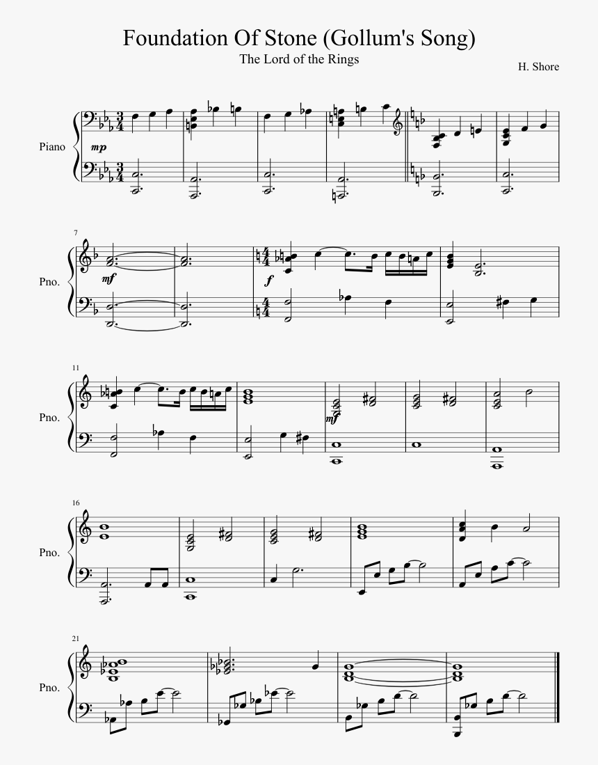 Rains Of Castamere Sheet Music Hd Png Download Kindpng
