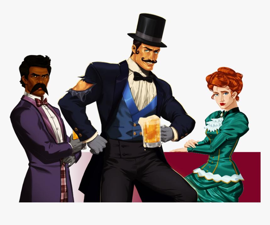 Transparent Gentleman Png - Gentle Men, Png Download, Free Download