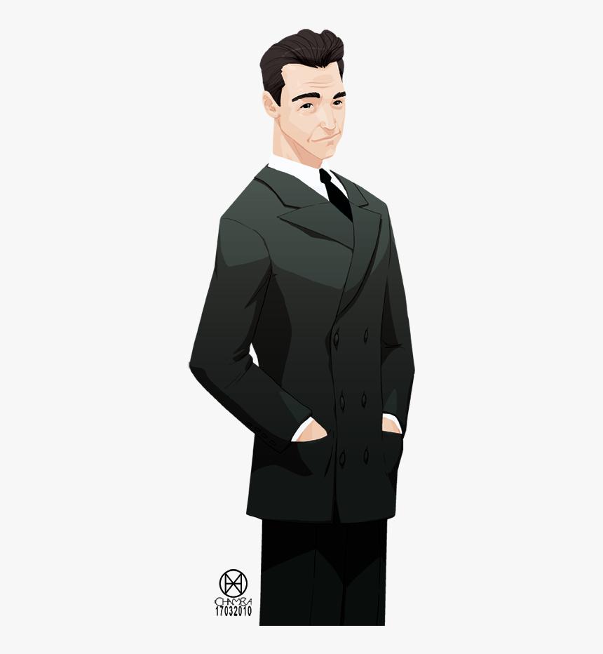 Cool Gentleman Clipart U0026middot - Tuxedo, HD Png Download, Free Download