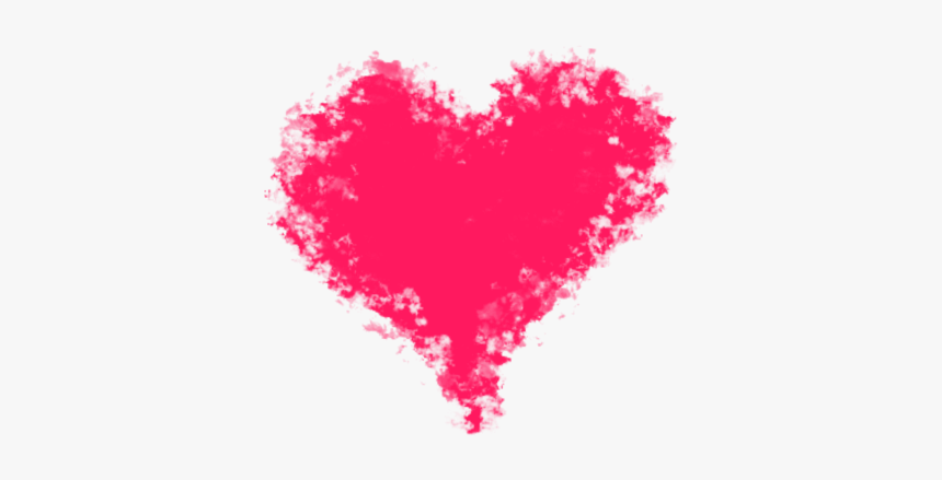 Heart Icon Png Transparent - Transparent Love Pink Icon, Png Download, Free Download