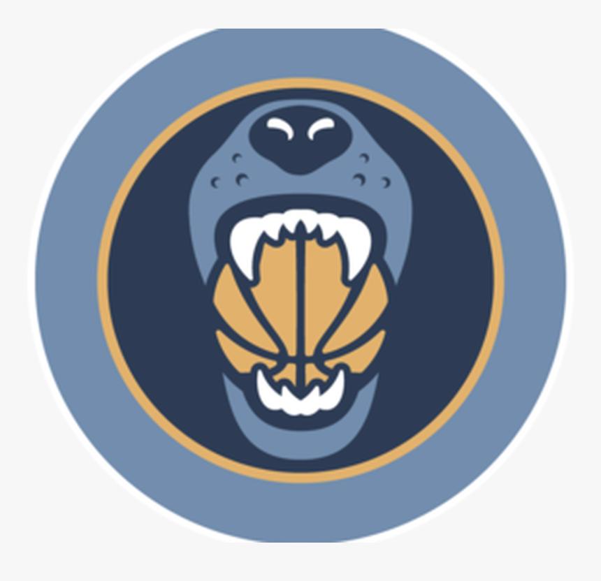 Transparent Vancouver Grizzlies Logo Png - Grizzlies Memphis, Png Download, Free Download