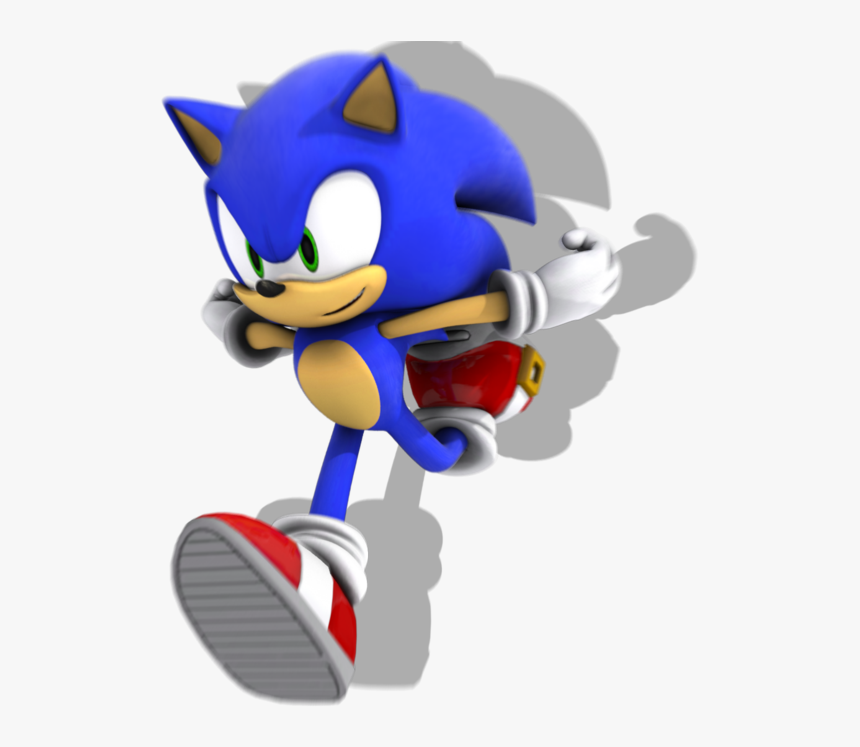 Sonic Running Png Animation Of Sonic Running Transparent Png Kindpng