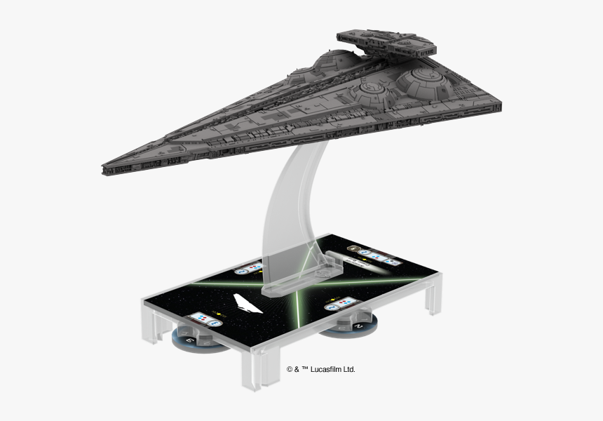 Interdictor Expansion Pack - Interdictor Class Star Destroyer Armada, HD Png Download, Free Download