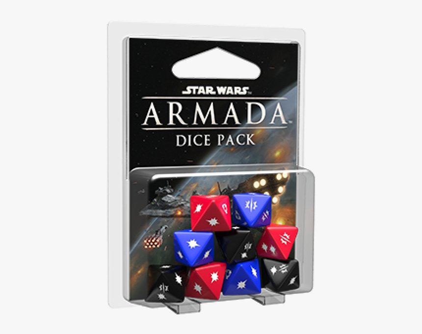 Star Wars Armada - Star Wars Armada Dice Pack, HD Png Download, Free Download