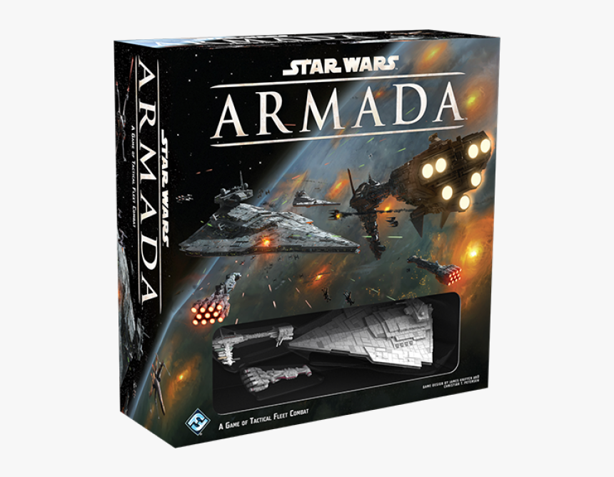 Armada - Настольная Игра Star Wars Armada, HD Png Download, Free Download
