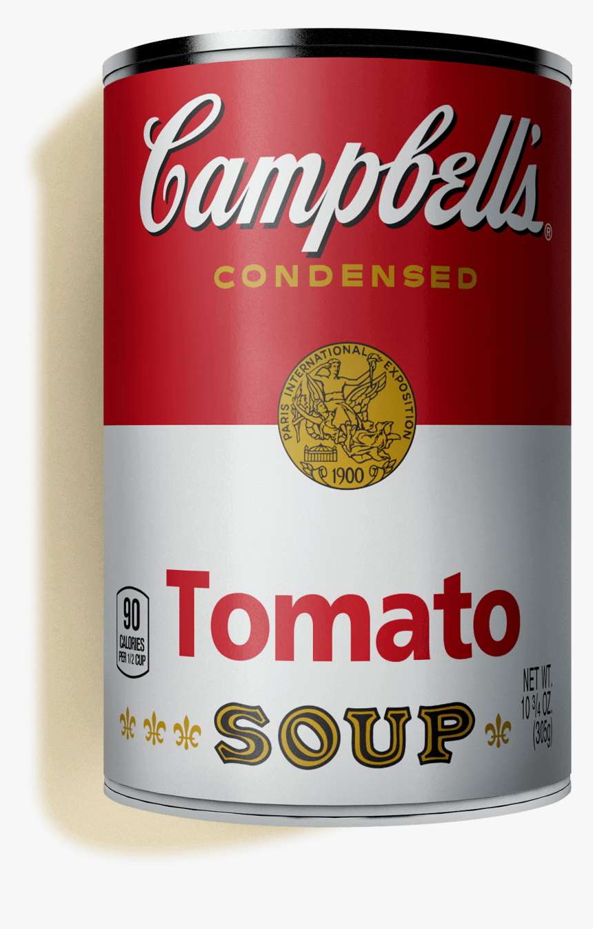 "Modern Campbell""s Can - Campbell's Soup Gold Seal, HD Png Download, Free Download"