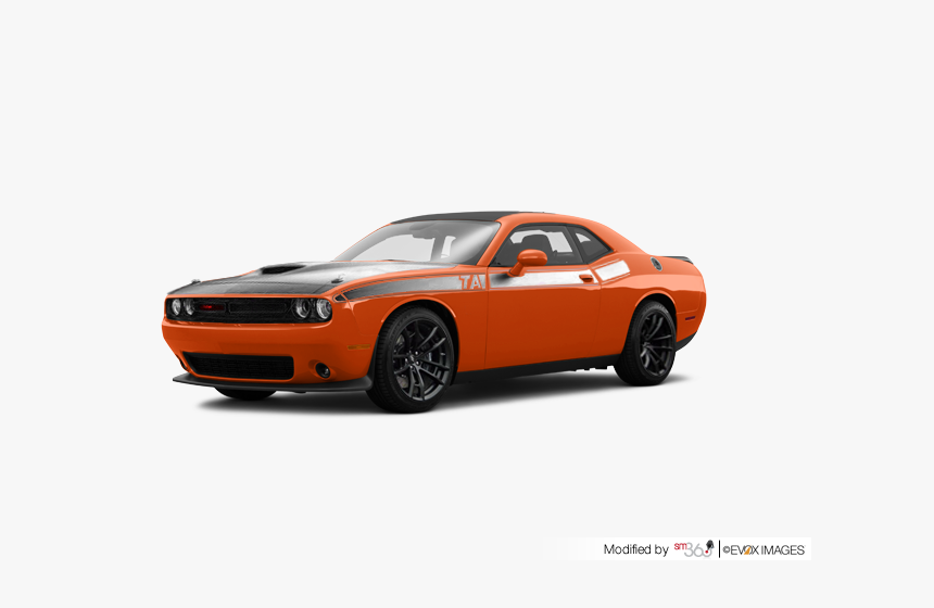 Challenger - Dodge Challenger Ta 392 Purple, HD Png Download, Free Download