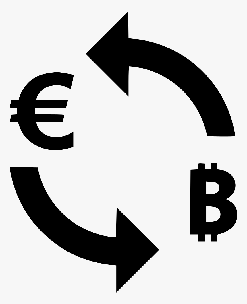 Exchange Rate Euro To Bitcoin Emblem