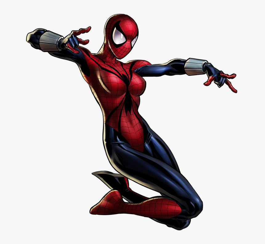 Transparent Amazing Spider Man Png - Spider Woman Png, Png Download, Free Download
