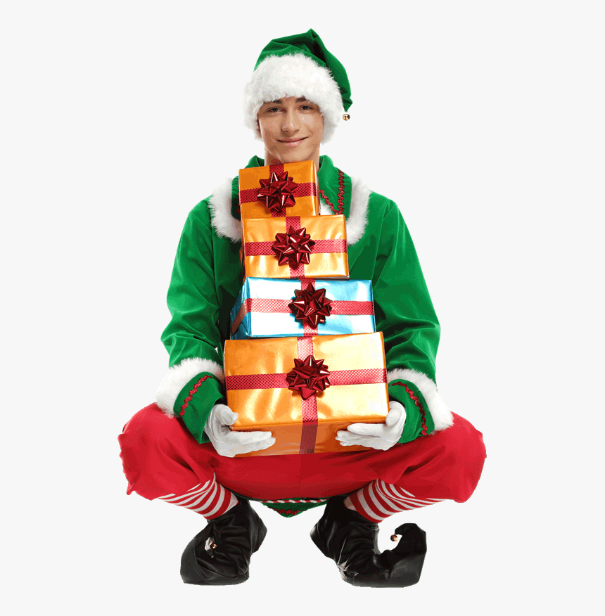 Christmas Elf Image - Costume Hat, HD Png Download, Free Download
