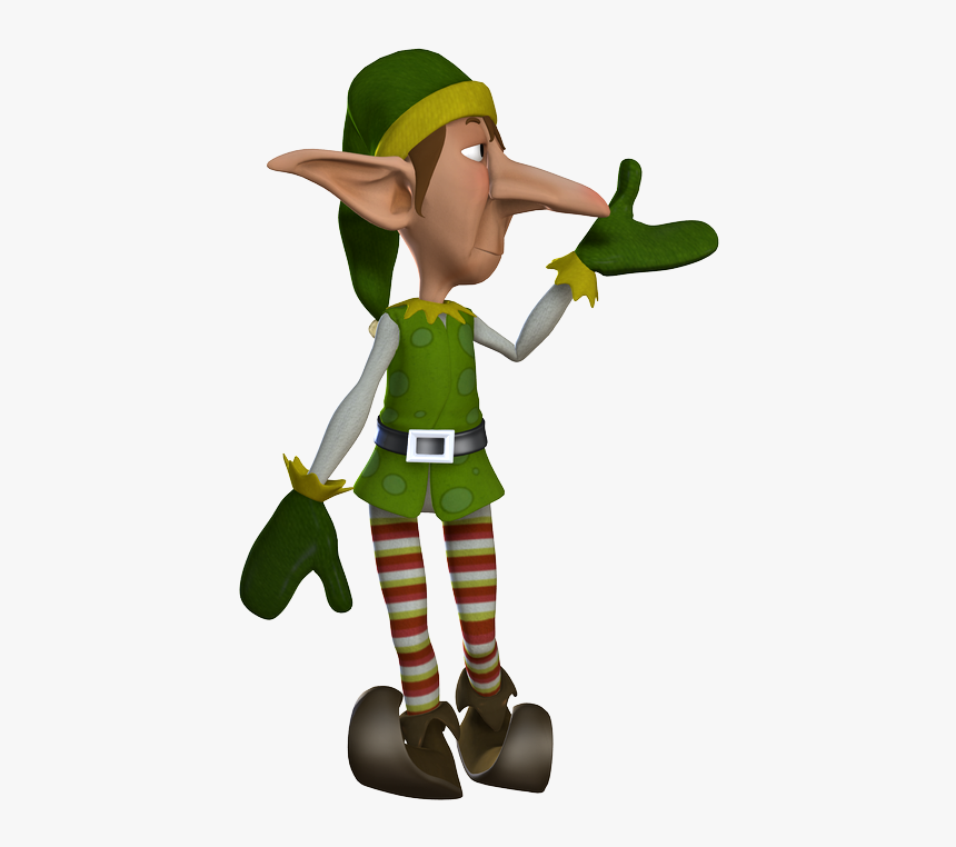 Christmas Elf Png - Christmas Elf Transparent Background, Png Download, Free Download