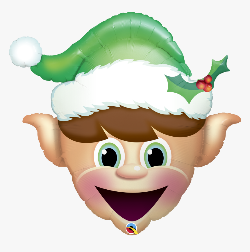 Elf Foil Balloon, HD Png Download, Free Download