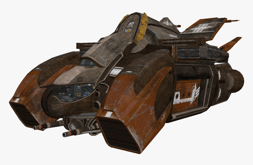 Era-ds3 - Dead Space Unitologist Shuttle, HD Png Download, Free Download