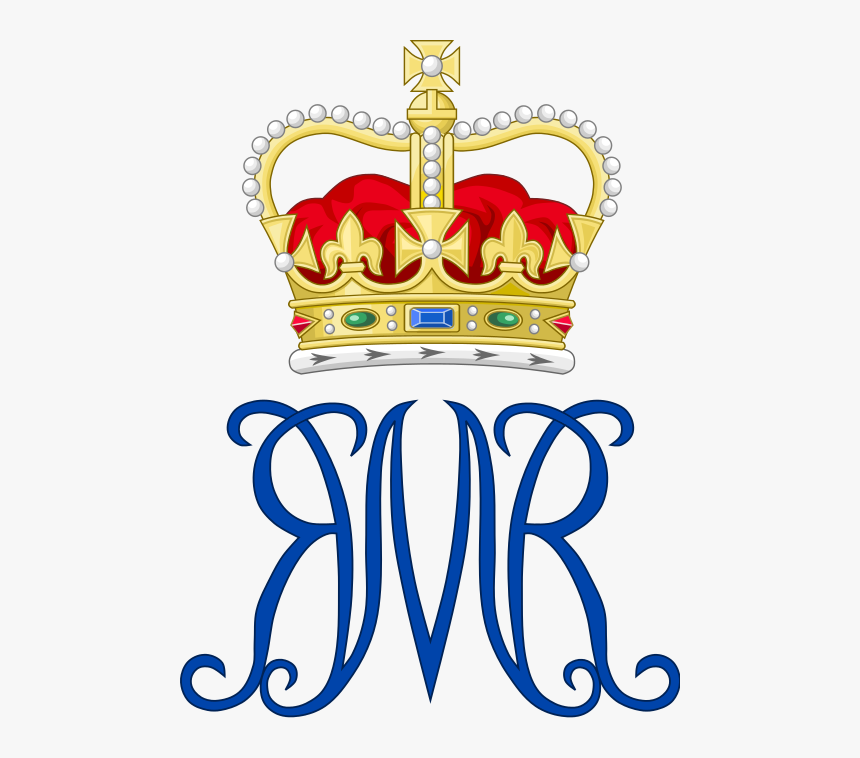 This Image Rendered As Png In Other Widths - King Charles Royal Cypher, Transparent Png, Free Download