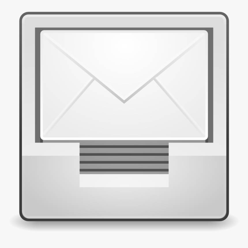 Actions Mail Send Icon - Led-backlit Lcd Display, HD Png Download, Free Download