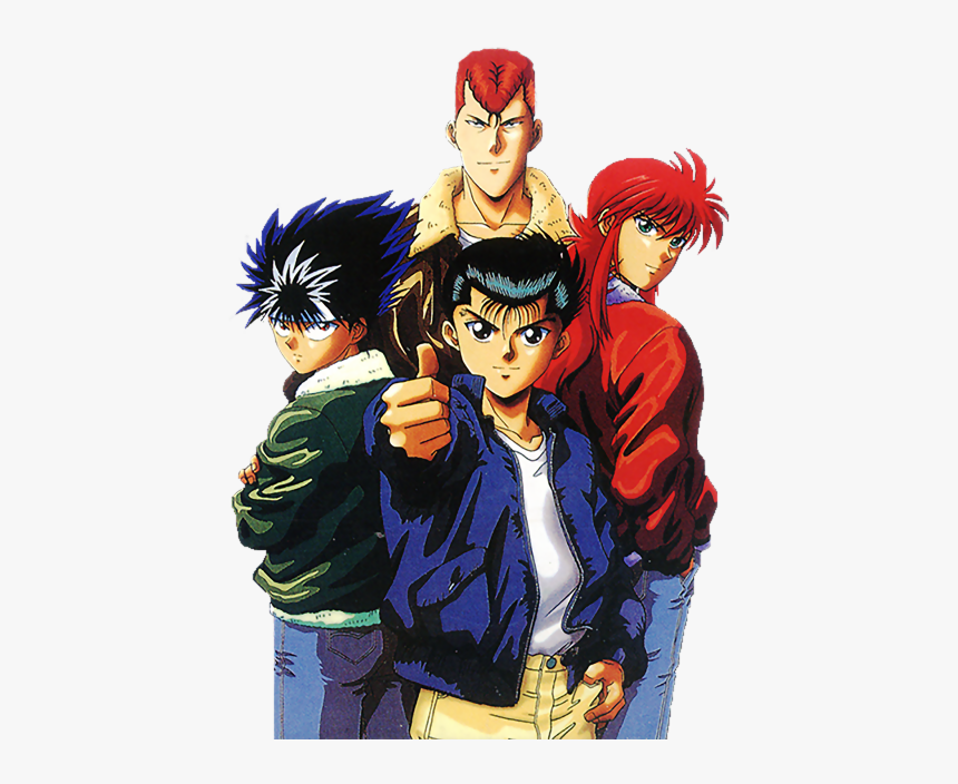 Yu Yu Hakusho Png - Yu Yu Hakusho 2019, Transparent Png, Free Download