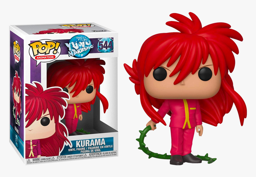 Yu Yu Hakusho - Yu Yu Hakusho Funko Pop, HD Png Download, Free Download
