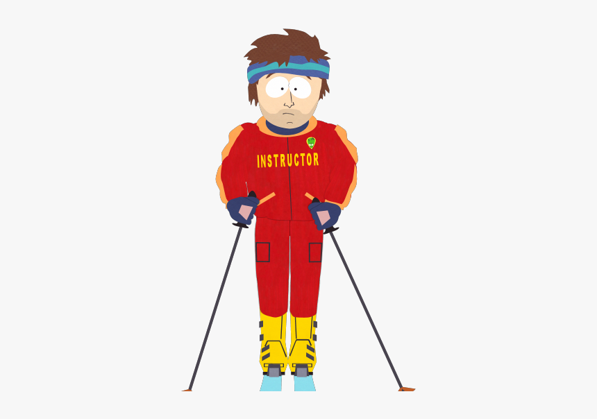 South Park Ski Instructor, HD Png Download, Free Download