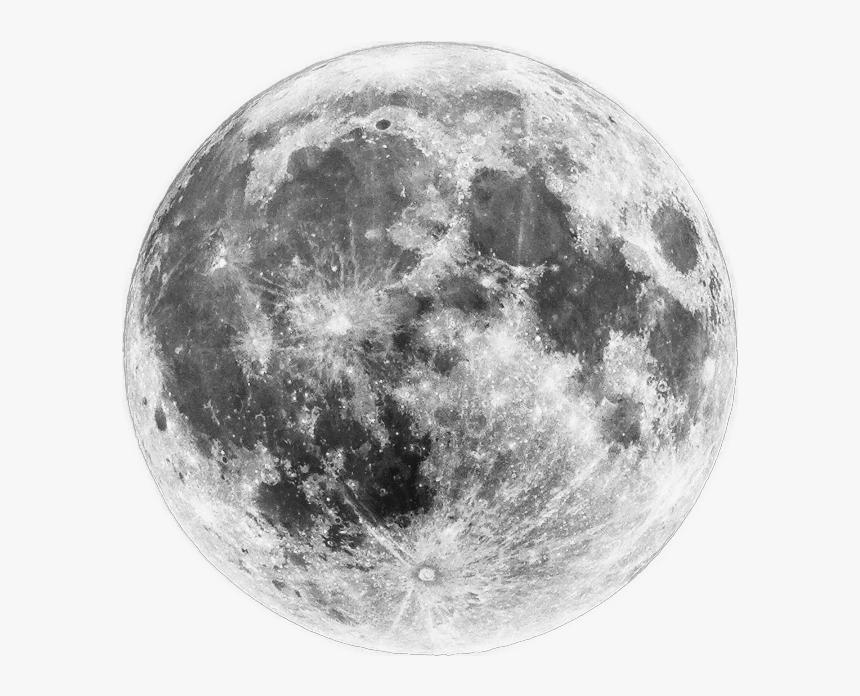 Transparent Tumblr Moon Png Moon Transparent Background Png Download Kindpng