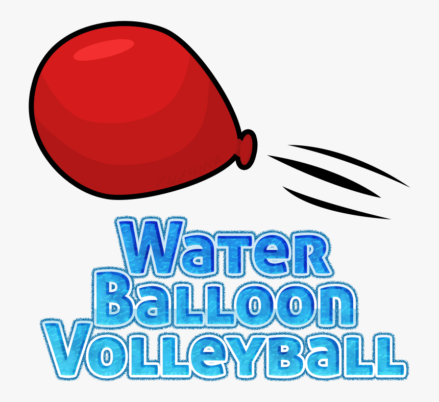 June » 2015 » Bsbc - Water Balloon Volleyball Clip Art, HD Png Download, Free Download