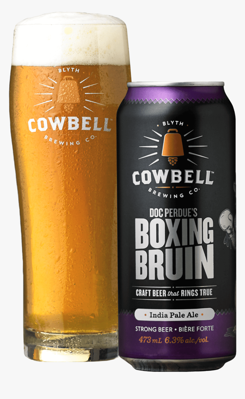 Cowbell Boxing Bruin, HD Png Download, Free Download