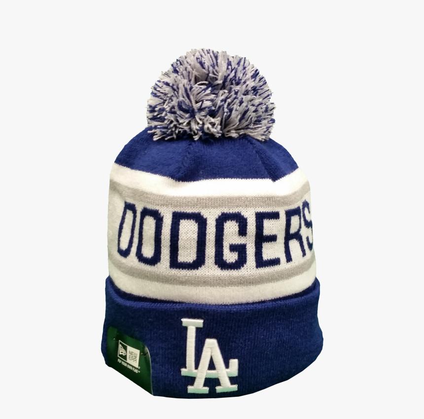 Los Angeles Dodgers Mlb Boldbar Toque - Dodgers Toque, HD Png Download, Free Download
