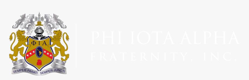 Phi Iota Alpha Crest Png - Phi Iota Alpha Png, Transparent Png, Free Download