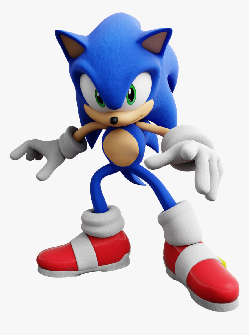 Sonic Adventure Dx Sonic Pose Hd Png Download Kindpng