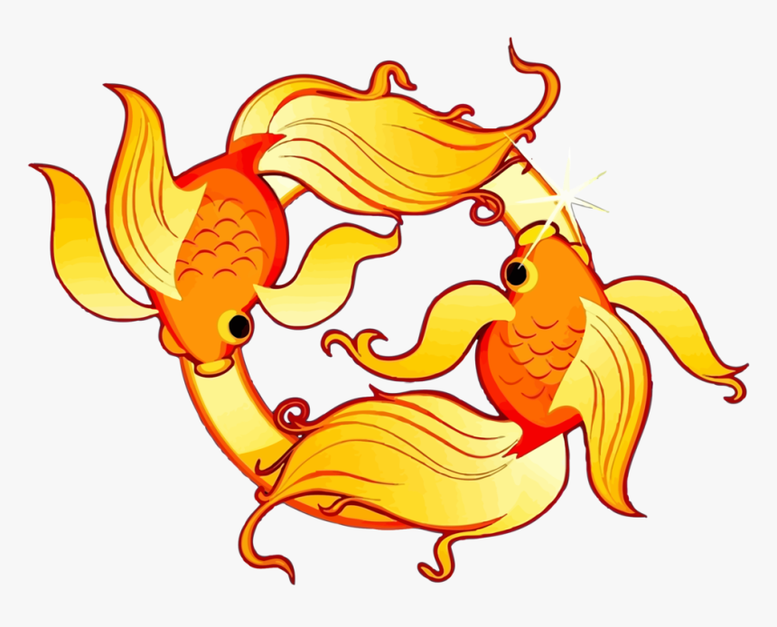 Art,food,fish - Clipart Pisces, HD Png Download, Free Download