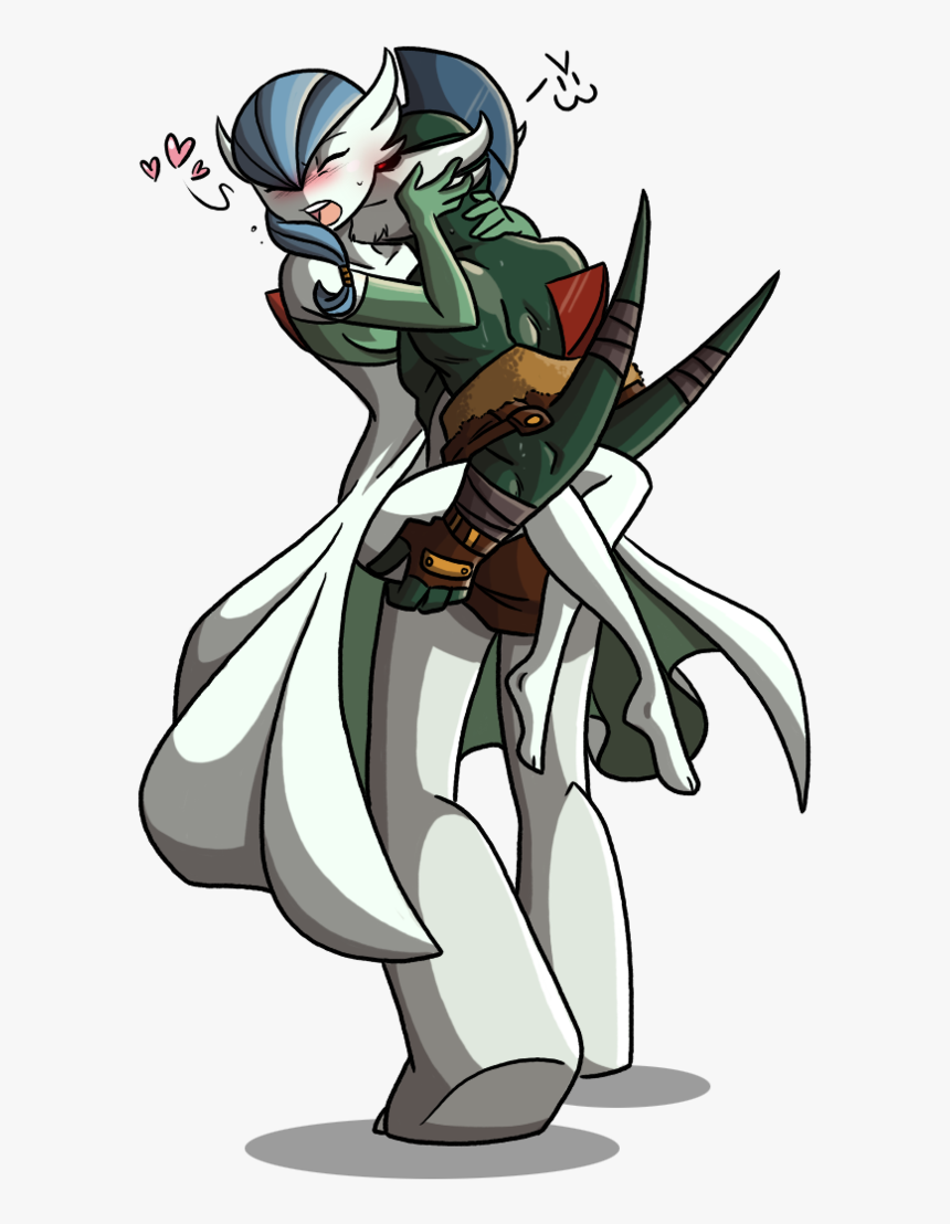 Hot Gardevoir Used Attract , Png Download - Gardevoir And Gallade Breed, Transparent Png, Free Download