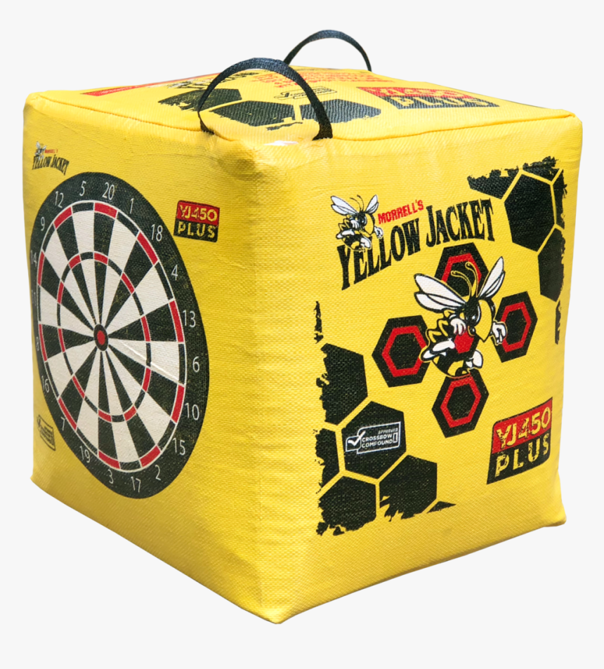 Yellow Jacket® Yj-450 Plus Archery Target - Morrell Yellow Jacket Yj-450 Plus Archery Target, HD Png Download, Free Download