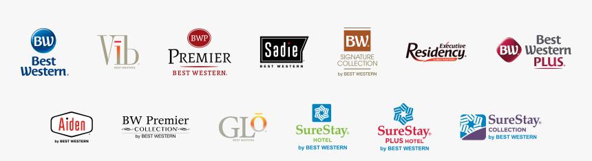 Multi Brand Logo - Best Western Brand Logos, HD Png Download, Free Download