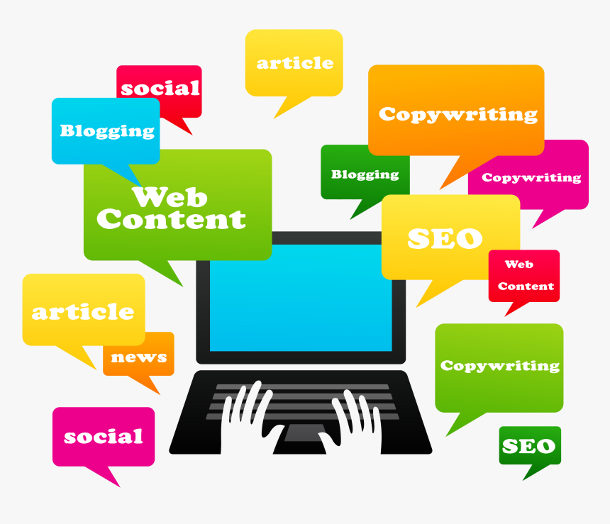 Content Writing Services, HD Png Download, Free Download
