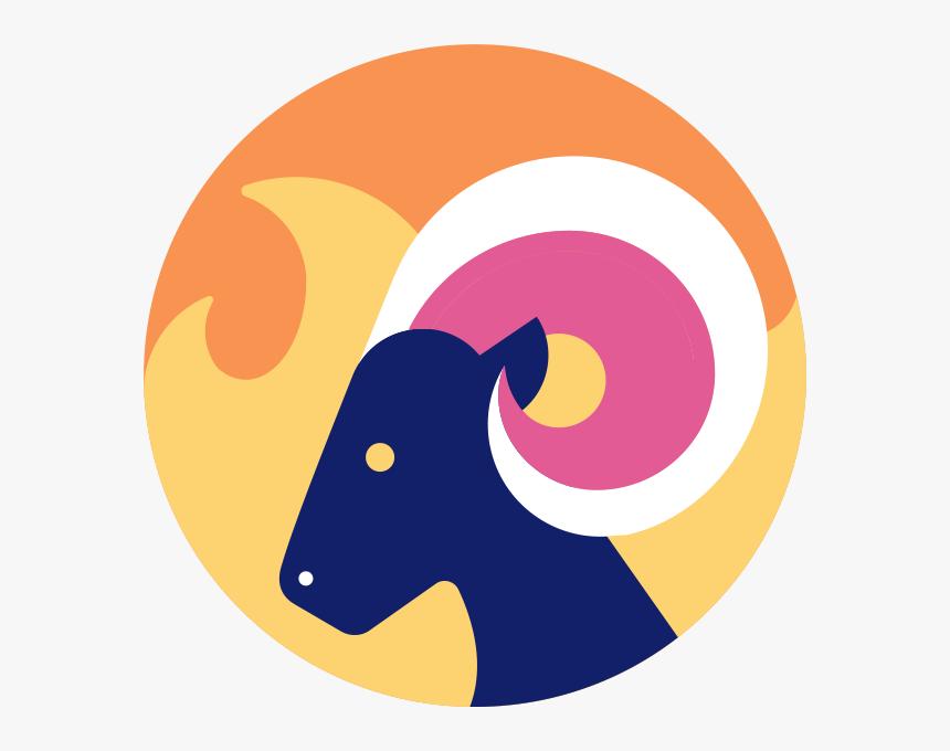 Aries Perfil Astrológico - Transparent Aries Png, Png Download - kindpng